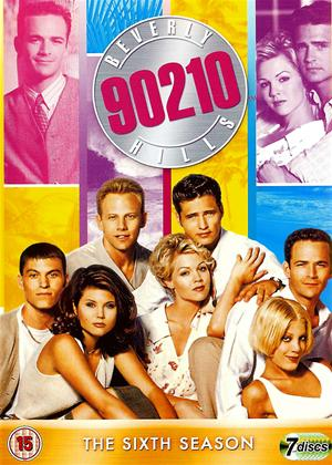 Rent Beverly Hills 90210: Series 6 Online DVD Rental