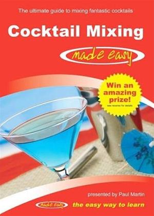 Rent Cocktail Mixing Made Easy Online DVD Rental