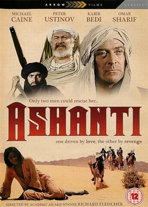 Ashanti Online DVD Rental