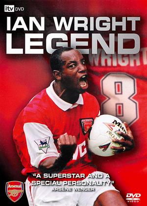 Arsenal FC: Ian Wright Legend Online DVD Rental