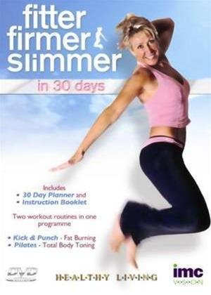 Rent Fitter, Firmer, Slimmer: In 30 Days Online DVD Rental