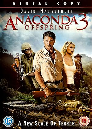 Rent Anaconda 3: Offspring Online DVD Rental