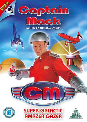 Captain Mack: Super Galactic Amazer Gazer Online DVD Rental