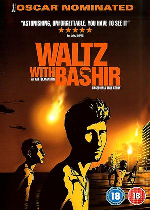 Waltz with Bashir Online DVD Rental