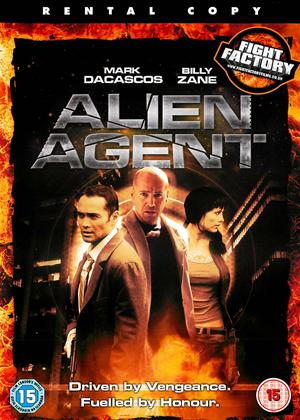 Rent Alien Agent Online DVD Rental