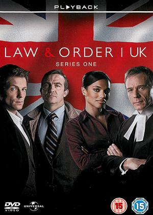 Law and Order UK: Series 1 Online DVD Rental
