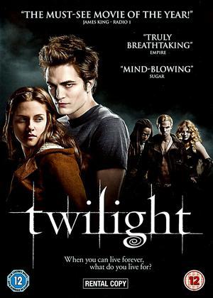 Twilight Online DVD Rental