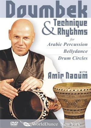 Rent Doumbek Technique and Rhythms for Arabic Percussion and Bellydance Online DVD Rental
