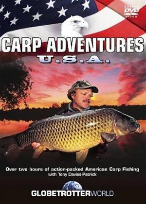Rent Globetrotter: Carp Adventures USA Online DVD Rental