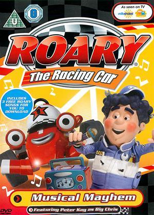 Rent Roary the Racing Car: Musical Mayhem Online DVD Rental