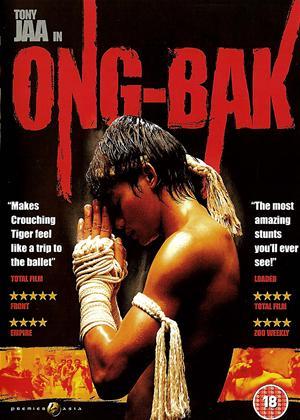 Ong Bak Online DVD Rental