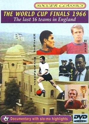 Rent World Cup Finals 1966 Online DVD Rental