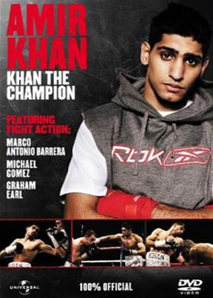 Rent Amir Khan: Khan the Champion Online DVD Rental