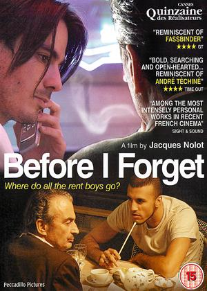Rent Before I Forget (aka Avant Que J'oublie) Online DVD Rental