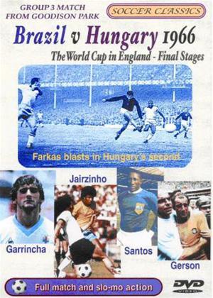 Brazil V Hungary 1966 Online DVD Rental