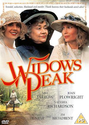 Widow's Peak Online DVD Rental