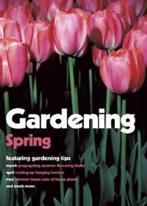 Gardening: Spring Online DVD Rental