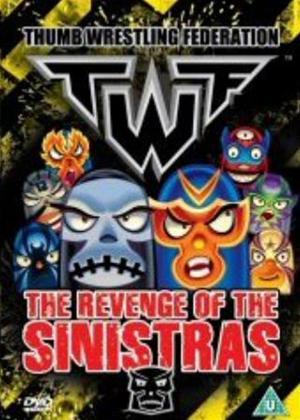Revenge of the Sinistras Online DVD Rental