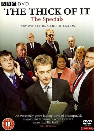 Rent The Thick of It: The Specials Online DVD Rental