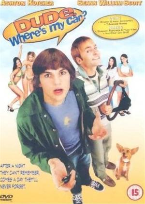 Dude, Where's My Car? Online DVD Rental
