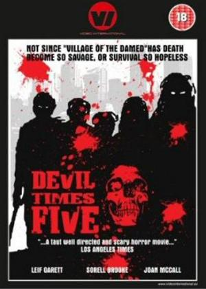 Rent Devils Times Five Online DVD Rental