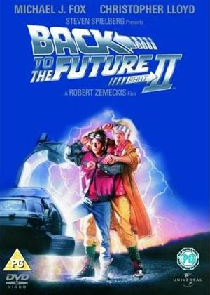 Back to the Future: Part 2 Online DVD Rental