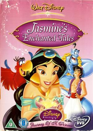Jasmine's Enchanted Tale: Journey of a Princess Online DVD Rental