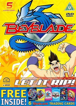 Beyblade: Vol.5 Online DVD Rental