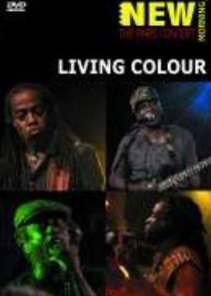 Rent Living Colour: Paris Concert Online DVD Rental