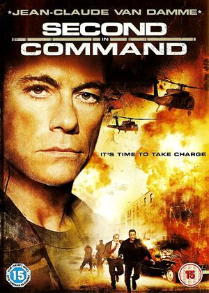Second in Command Online DVD Rental