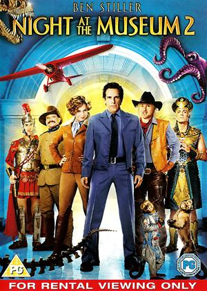 Night at the Museum 2: Battle of the Smithsonian Online DVD Rental