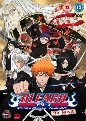 Bleach: The Movie 1: Memories of Nobody Online DVD Rental