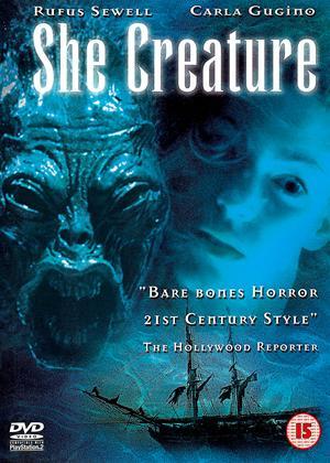 Rent She Creature Online DVD Rental