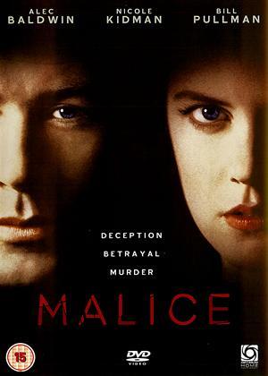 Malice Online DVD Rental