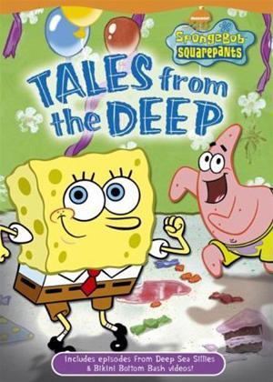 Rent Spongebob: Tales from the Deep Online DVD Rental