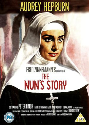 The Nun's Story Online DVD Rental