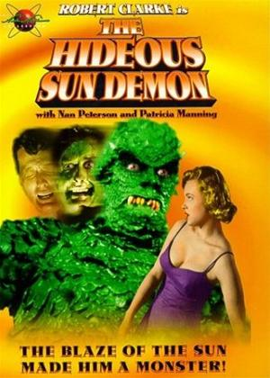 Rent The Hideous Sun Demon Online DVD Rental