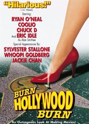 Rent An Alan Smithee Film: Burn Hollywood Burn Online DVD Rental