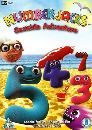 Numberjacks: Seaside Adventure Online DVD Rental