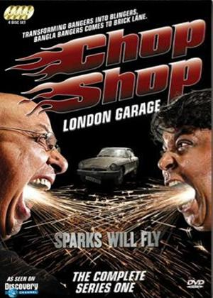 Chop Shop: London Garage Online DVD Rental