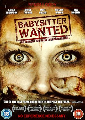 Babysitter Wanted Online DVD Rental