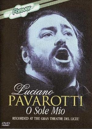 Rent Luciano Pavarotti: O Sole Mio Online DVD Rental