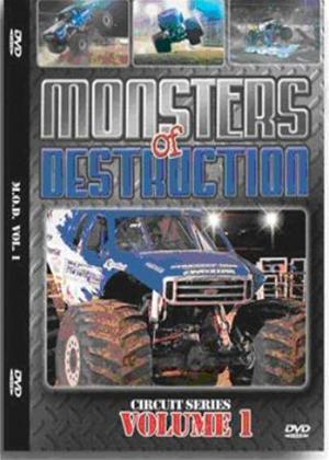 Monsters of Destruction 1 Online DVD Rental