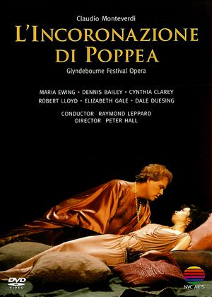 Monteverdi: L'Incoronazione Di Poppea: Glyndebourne Festival Opera Online DVD Rental