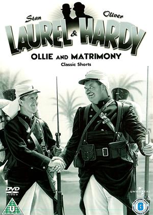 Laurel and Hardy: Vol.4: Ollie and Matrimony Online DVD Rental