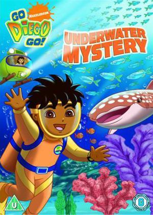 Go Diego Go: Underwater Mystery Online DVD Rental
