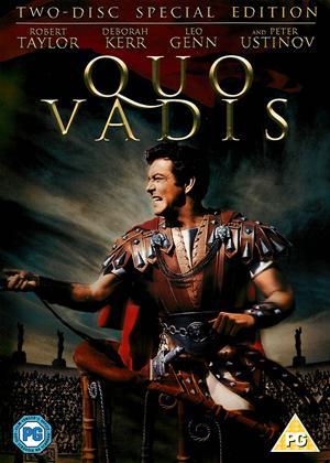 Quo Vadis Online DVD Rental