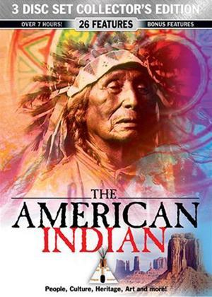 Rent The American Indian Online DVD Rental
