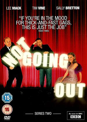 Not Going Out: Series 2 Online DVD Rental