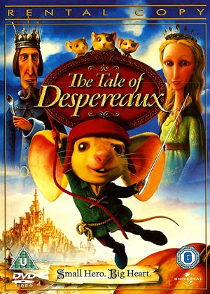 Rent The Tale of Despereaux Online DVD Rental